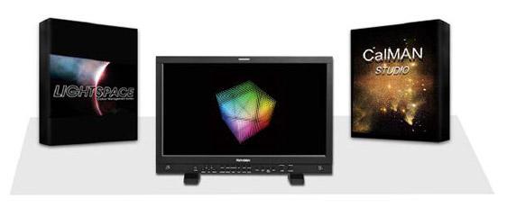 "24"" Quad Split LCD Monitor"