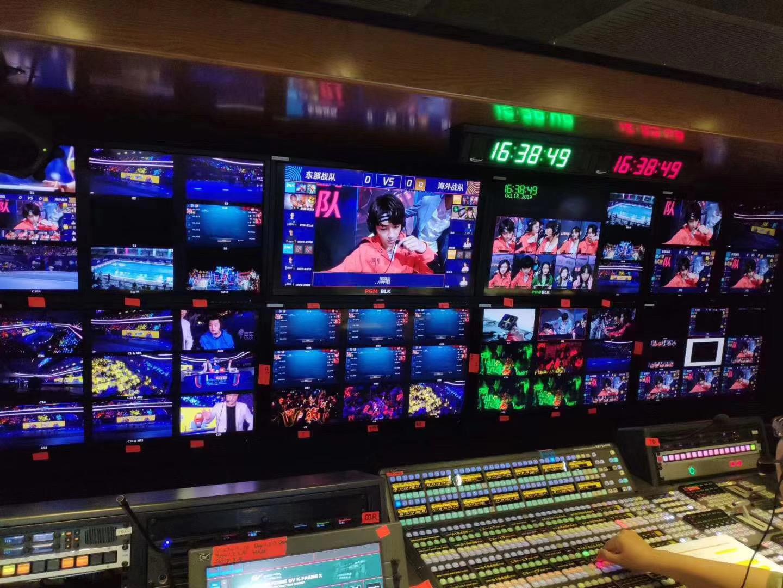 腾讯超新星全运会幕后监视器