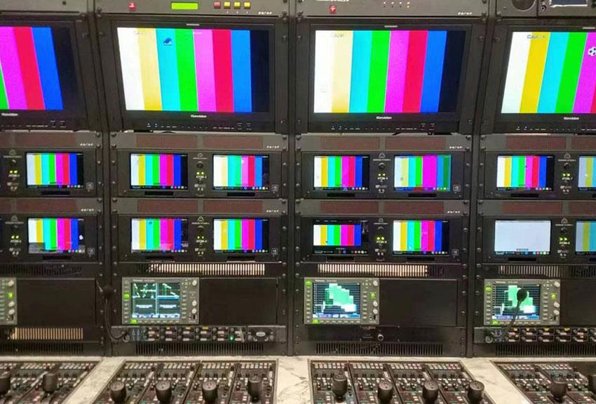 云南省台4K IP转播车