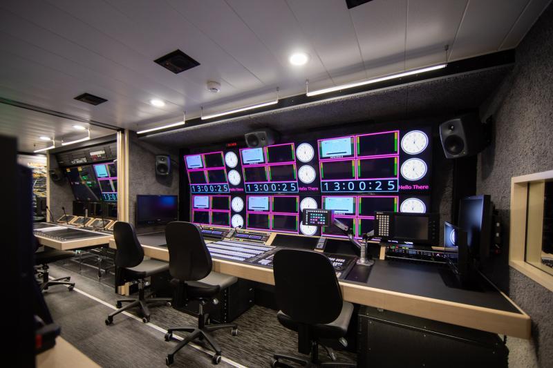 全球转播车巨头NEP集团新冠疫情期间顺利交付全IP转播车