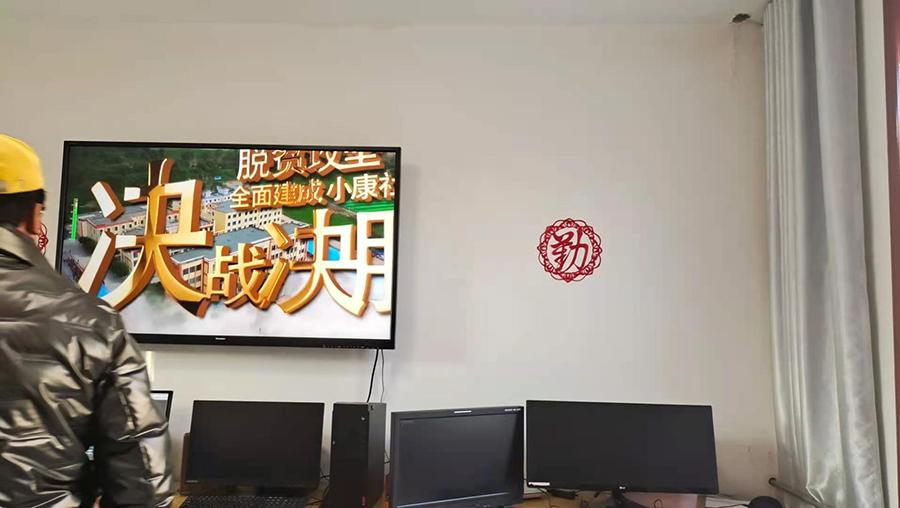 青海贵德县电视台4K非编网