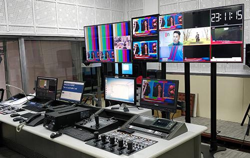 蒙古电视台