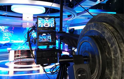 CCTV 7军事频道演播室