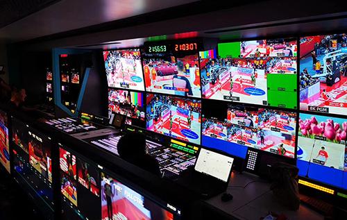 康维讯监视器助力2019篮球世界杯!