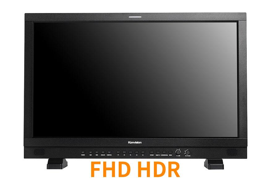 17-65英寸技监级监视器( HDR )